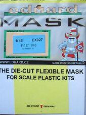 Eduard 1/48 EX027 canopy masque pour le tamiya F-117 nighthawk kit