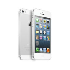 Apple iPhone 5 - 16GB - Black/White (AT&T) Smartphone - Very Good Condition