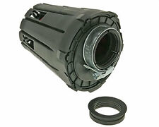 Derbi Senda DRD Pro 28/35mm Racing Straight Air Filter Red