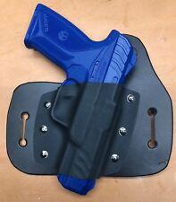Leather Kydex Hybrid OWB holster for Ruger Security 9