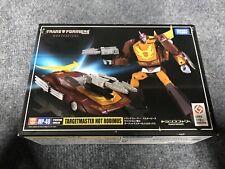 Transformers Masterpiece MP-40 Targetmaster Hot Rod RODIMUS US 🇺🇸 Seller