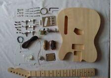 Electric guitar semi-finished unassembled kits,tele Electric guitar #5