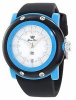 Glam Rock Women's GD1014 Miami Beach White Dial Watch