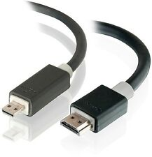 ALOGIC 1m Pro Series High Speed Micro HDMI to HDMI With Ethernet Cable Ver 2.0 M