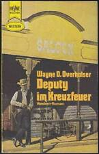 Heyne-Western Band 2260: Deputy im Kreuzfeuer (1977, W. Overholser) Z 2+