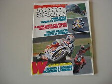 MOTOSPRINT 32/1990 PROVA TEST MOTO YAMAHA XV 250 VIRAGO