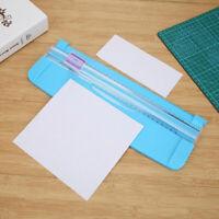 Portable Paper Cutter Trimmer Cutting Machine Precision Photo/Paper Cutte qx