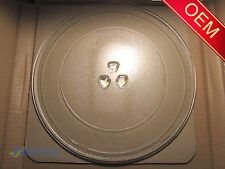NEW WHIRLPOOL MAYTAG AMANA MICROWAVE COOKING TRAY PLATE (CHECK MODEL FIT LIST)