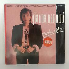 Gianna Nannini – Maschi E Altri Label: Metronom – 833 952-1 - Vinyl, LP Compil