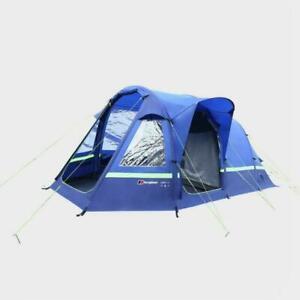 Berghaus Camping Waterproof Air 4 Inflatable Family Tent