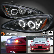 s l225 headlights for pontiac grand am ebay 2000 Grand AM Wiring Diagram at soozxer.org