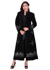 Jordash Jacket Long Velvet Black ML