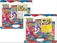 Pre-Order 3/19/21 New Pokemon Tcg Battle Styles 3 Pack Blister Booster X2 Set.