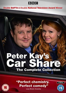 Peter Kays Car Share - The Comp Coll DVD NEW