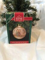 Vintage Hallmark Keepsake Ornament Betsey Clark Home for Christmas #5 1990