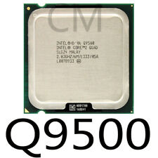 Intel Core 2 Quad CPU Q9500 2.83GHZ/6MB/1333 LGA775 CPU Processor