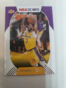 NBA HOOPS - 2020-2021 - ANTHONY DAVIS #126 - LA LAKERS