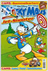 MICKY MAUS SAMMLER HEFT 39 JAHRGANG 2006 Karten/Poster Disney, Ehapa, Egmont