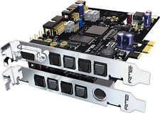 RME HDSPe RayDAT 24Bit 96kHz 66-channel ADAT PCI Express PC Card PCIe