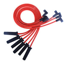 Spark Plug Wire Ignition Cable Sets Fit For Chevrolet Buick Pontiac 3.1L3.4L4682