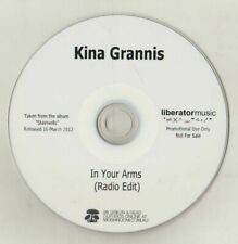 C.D.MUSIC   H196    KINA GRANNIS   IN YOUR ARMS   SINGLE  TRACK   CD