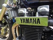 Yamaha XJR 1200/1300 todos los años motor de acero inoxidable pulido espejo cubre