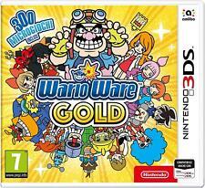 WARIO WARE GOLD   3DS NUOVO SIGILLATO ITALIANO WARIOWARE