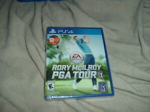 Rory McIlroy PGA Tour (PlayStation 4, 2015) PS4 RARE OOP BRAND NEW SEALED