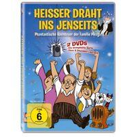 FAMILIE MEZGA - HEISSER DRAHT INS JENSEITS  2 DVD NEU