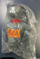 "Ozzy Osbourne Plush Bat Detachable Head 10"" New Sealed"
