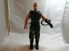 G.I.JOE, ACTION FORCE 12 INCH FIGURE DUKE FROM 2001
