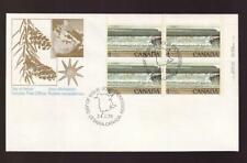 Canada FDC 1979 sc#726 Fundy $1 National Park, UR PB