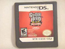 Guitar Hero: On Tour -- Decades  - DS game only!