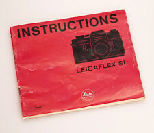Leicaflex Sl Manual