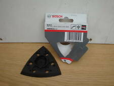 Bosch Delta Sanding Pad Backing Plate for PDA 180 240 E GDA 280 E 2608000211