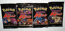 One Pokemon 1st Ed.Sealed Team Rocket Booster Pack From Box--English