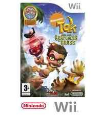 Tak et le gudians de brut = Nintendo Wii = COMPLET = Nickelodeon = âge 3 + = U