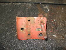 FARMALL H RADIATOR SHUTTERS CONTROL W/MOUNTING BRACKET