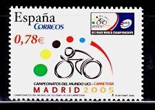 ESPAÑA 2005 4184 C.Mundo Ciclismo UCI .Madrid 2005 1v.