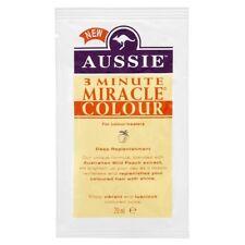 Aussie Sachets de Soin Intense 3 minutes Miracle pour Cheveux Colorés