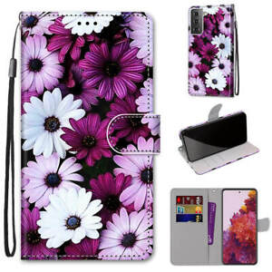 Case For Nokia 6.3 5.4 1.4 2.4 3.4 5.3 2.3 5 3 C2 Pattern Wallet Card Flip Cover