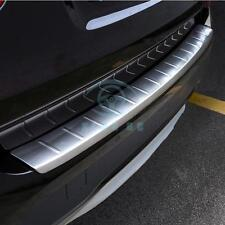 For BMW X3 F25 2011-2016 stainless steel rear door plate cover door sill trim N