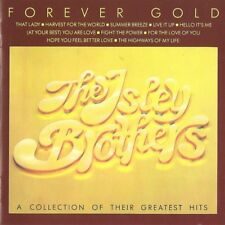 FOREVER GOLD - THE ISLEY BROTHERS, A COLLECTION OF THEIR GREATEST HITS, SOUL CD