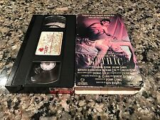 Gothic VHS! 1987 Horror! 1986 Horror! The Liar Of The White Worm