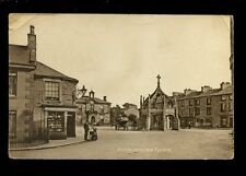 Cumbria KIRKBY LONSDALE Square 1917 PPC by Simcoe Kendal