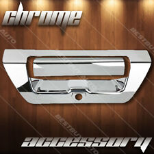 For 2015-2017 Ford F-150 Chrome Tailgate Handle Cover