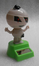 New Sealed Solar Powered Dancing Mummy Halloween Decoration/Toy