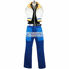 Kingdom Hearts II 2 Riku Uniform COS Clothing Cosplay Costume