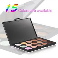 15 Color Makeup Face Cream Contour Kit Concealer Palette Bronzer Highlighter Set
