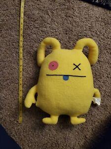 Uglydoll Yellow Ox Rabbit Bunny 2003